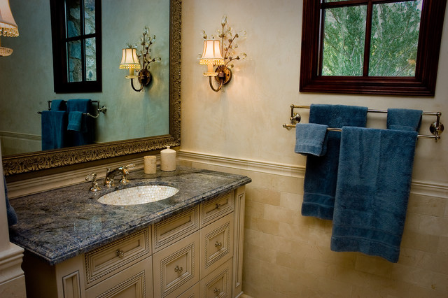 Elegant Master Bathroom traditional-bathroom