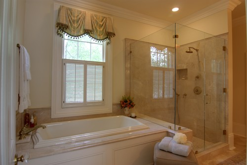 What is the size of the shower e g 4x4 what is the total for 4x4 bathroom ideas