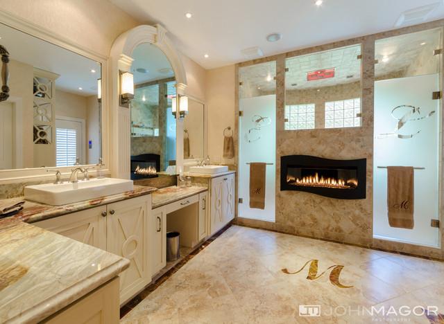 Elegant Residence Traditional Bathroom Richmond By