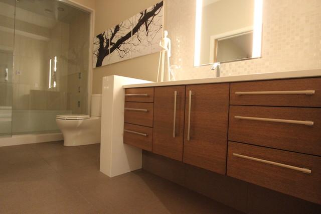 ELEMENT SHOWHOME contemporary-bathroom