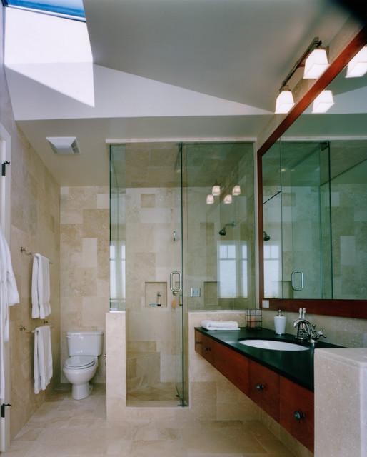 elizabeth street modern-bathroom