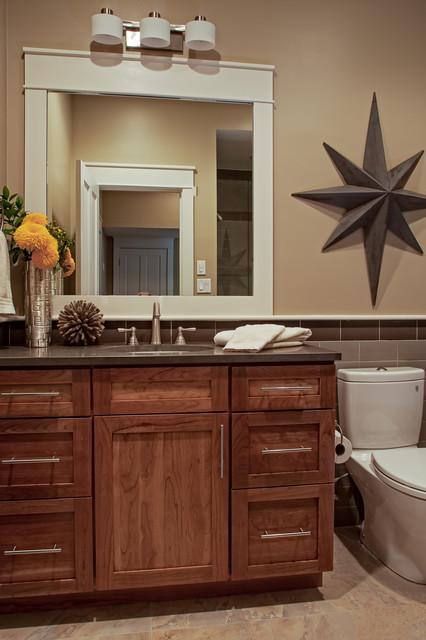 Elk Mountain Scenic Hwy traditional-bathroom