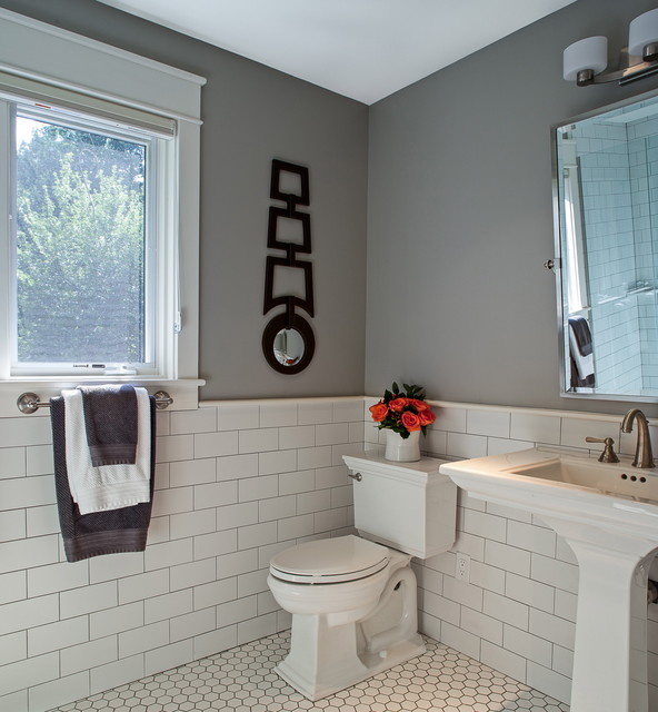 Bathrooms By Design Inc. Elk Mountain Scenic Hwy Traditional Bathroom