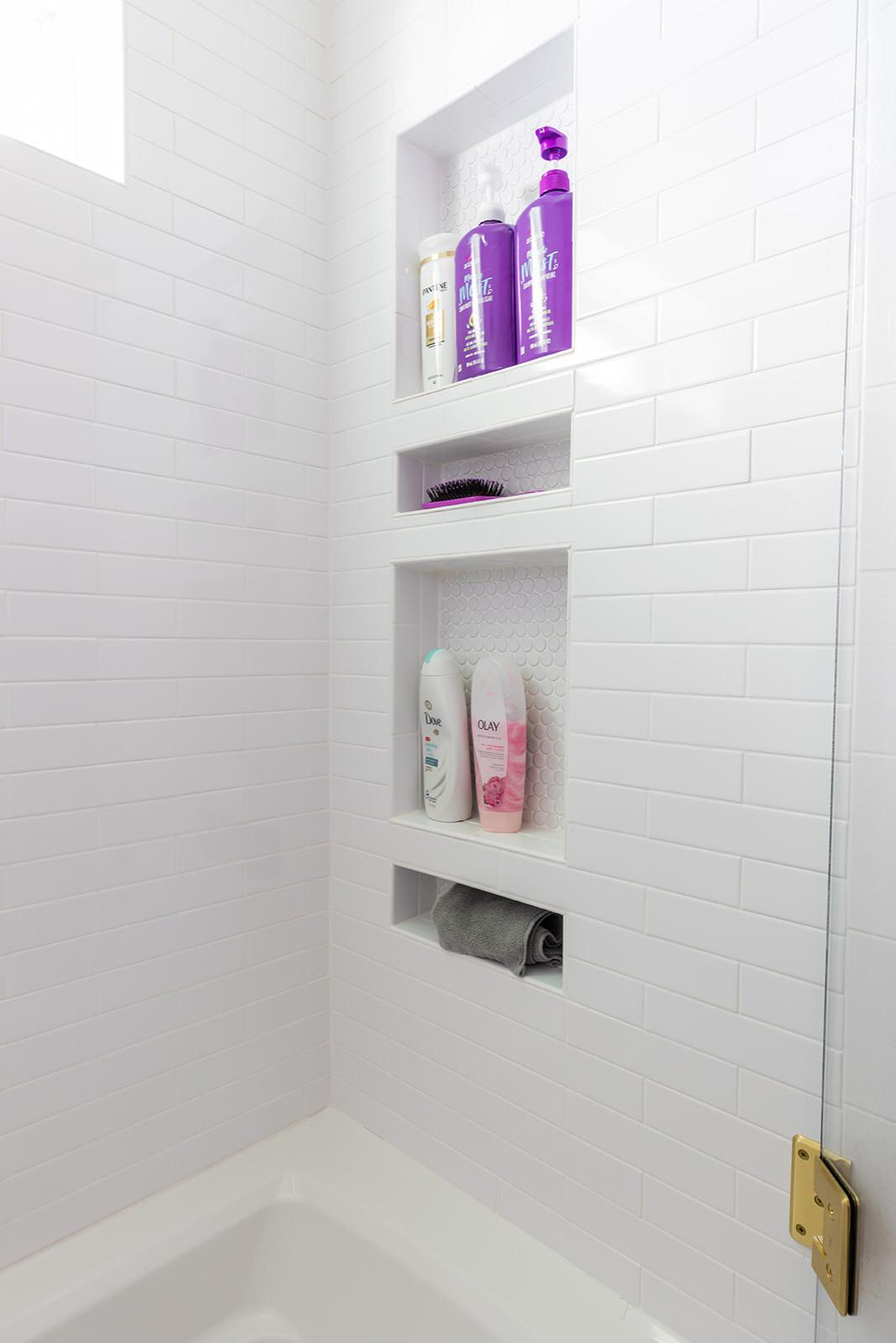 Ella's Pink Bathroom: Lake Highlands