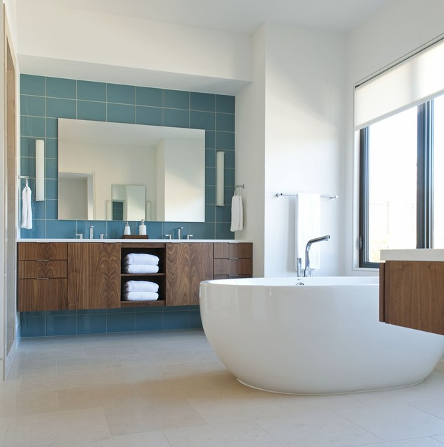 Ellen Grasso Inc contemporary bathroom