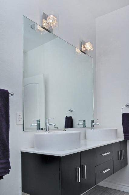 Emelita Street contemporary-bathroom