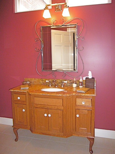 Empire vanity Empire bathrooms
