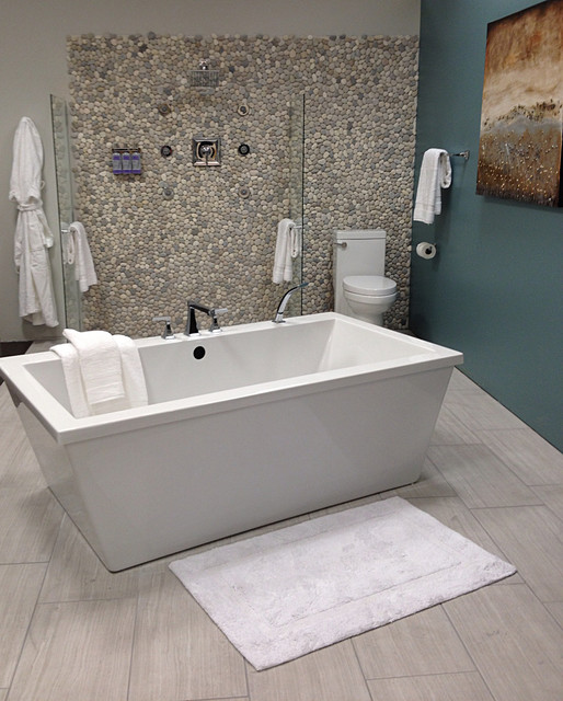Houzz Com Bathroom: Emser Tile Flat Venetian Medici Blend