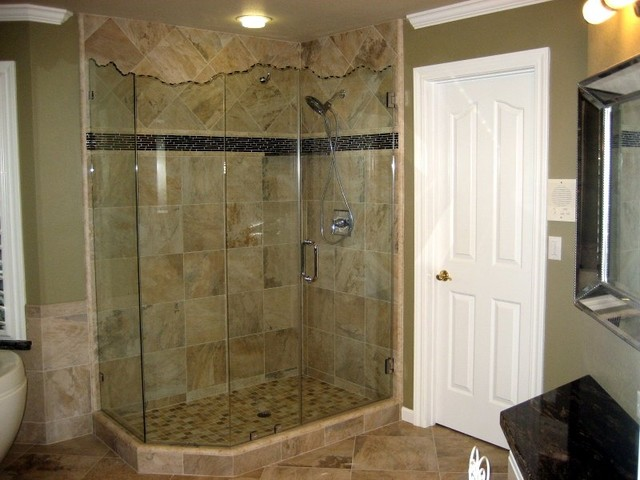 Emser Tile Landscape And Vista Contemporary Bathroom