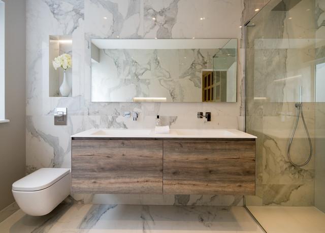 En-Suite Bathroom - Modern - Badezimmer - London - von Letta ...