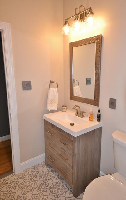 En Suite Bathroom Remodel in Exton PA - Klassisch modern ...