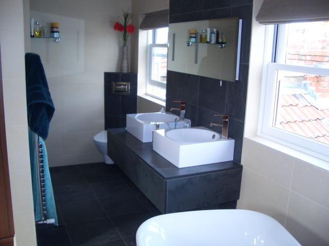 En Suite Designs Modern Bathroom South West By Mpk Lofts Conversion Construction Limited