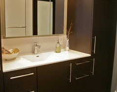Encino Bathroom Remodeling modern-bathroom