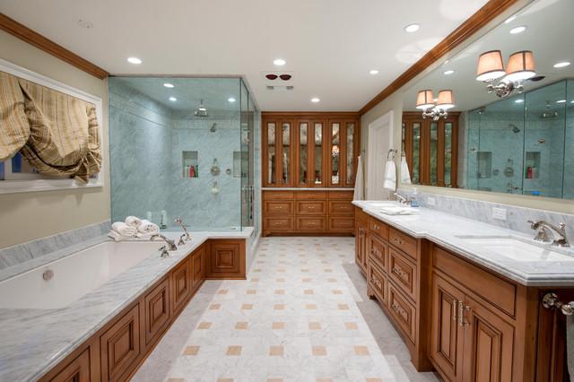 Encino Remodel traditional-bathroom