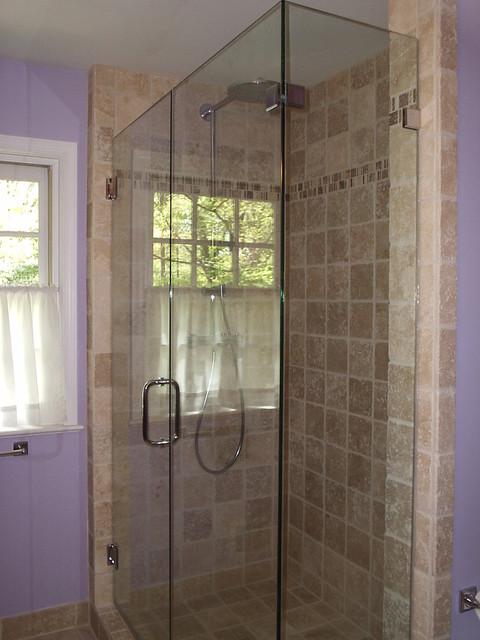 Enclosures Unlimited Contemporary Bathroom Kansas City By Portals Har