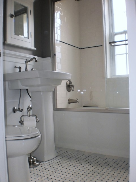 Englewood nj bathroom remodel bathroom new york by travis robert renovations - Bathroom design nj ...