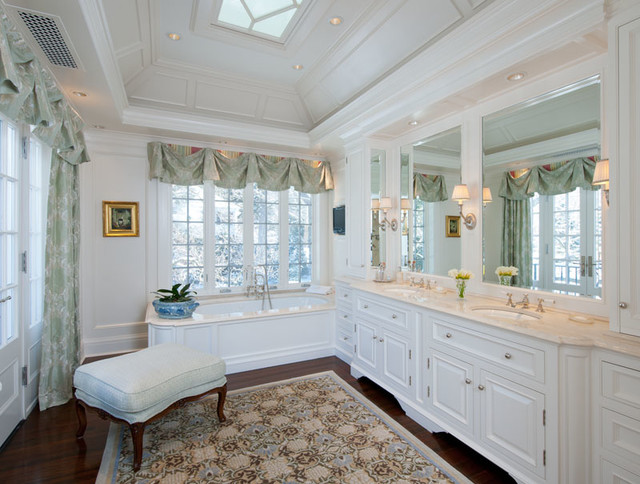 English Charm Traditional Bathroom Other Metro By Archetype Design Studio Llc