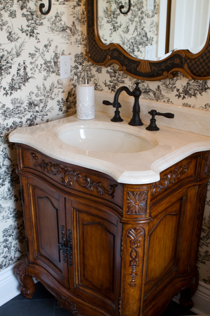 English cottage traditional bathroom seattle by for English cottage bathroom ideas