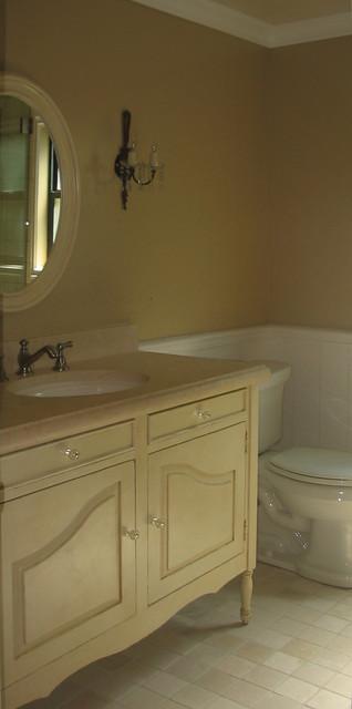 English Country In Calabasas California Traditional Bathroom Los Angeles By Anta Design