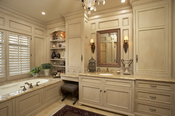 English Manor House In Edina Traditional Bathroom