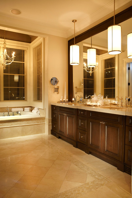 English Manor Traditional Bathroom Toronto By Parkyn Design