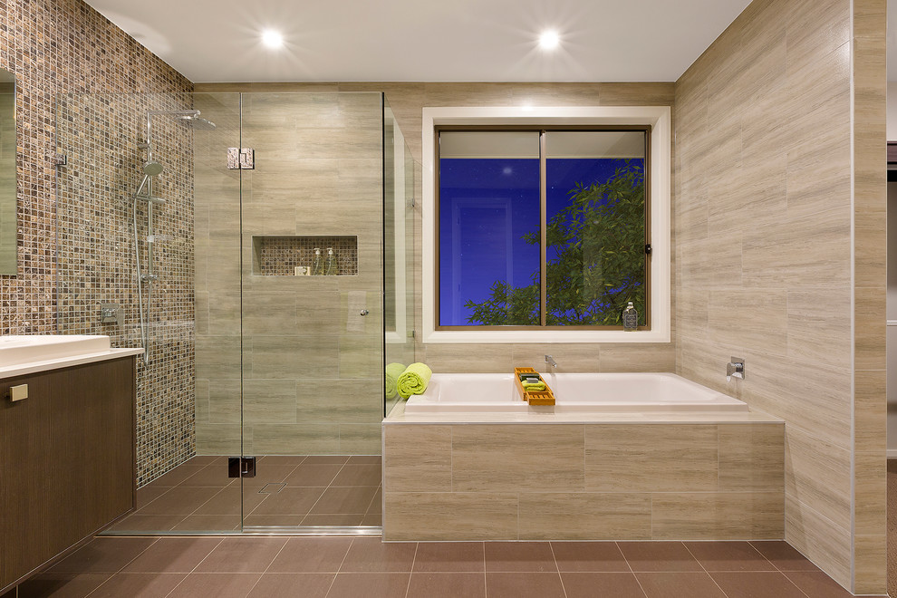 Enigma 46 - Contemporary - Bathroom - Sydney - by MOJO Homes