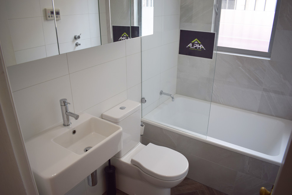 Enmore - Bathroom - Modern - Bathroom - Sydney - by Alpha ...