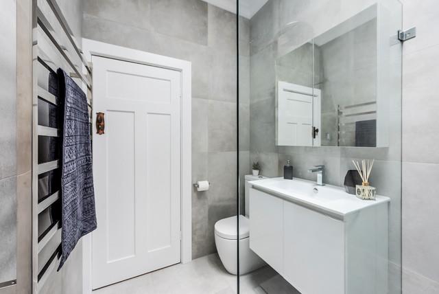 Ensuite Main Bathroom Renovation Willoughby