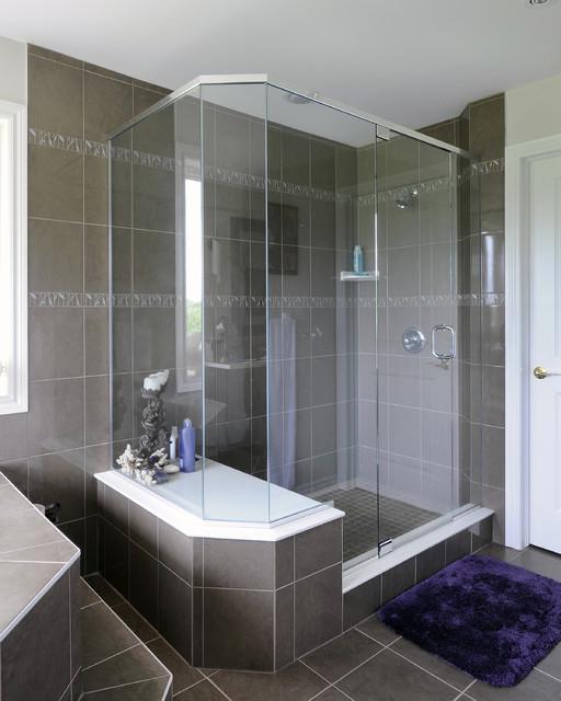 Ensuite Bathroom traditional-bathroom
