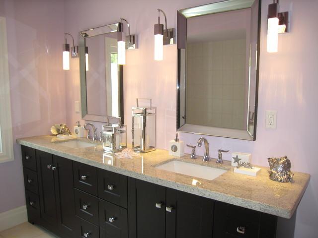 Ensuite Bathroom Contemporary Bathroom Toronto By