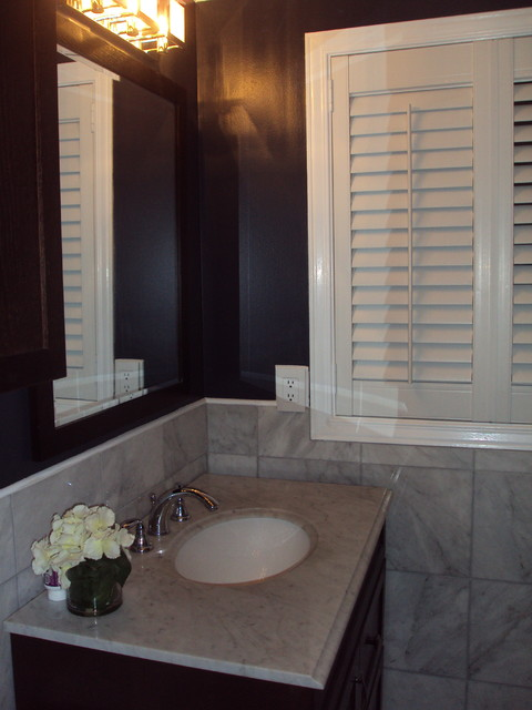 Ensuite Bathroom Renovation contemporary-bathroom