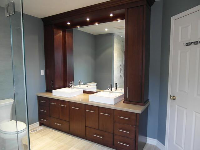 New Recessed Vanity Unit For Ensuite  Bathrooms  Pinterest  Vanity