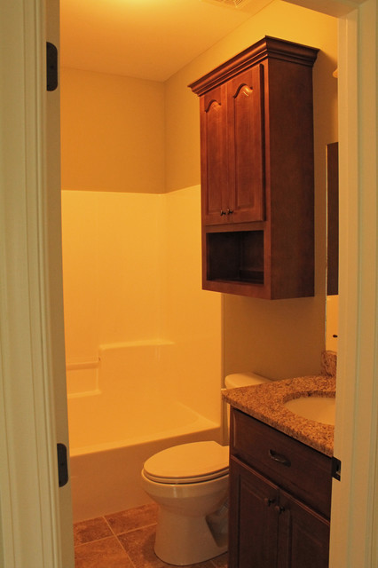 Enterprise Hwy 27 Traditional Bathroom Other Metro By Dryden Contracting