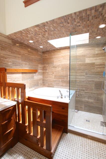 Epps Avenue contemporary-bathroom