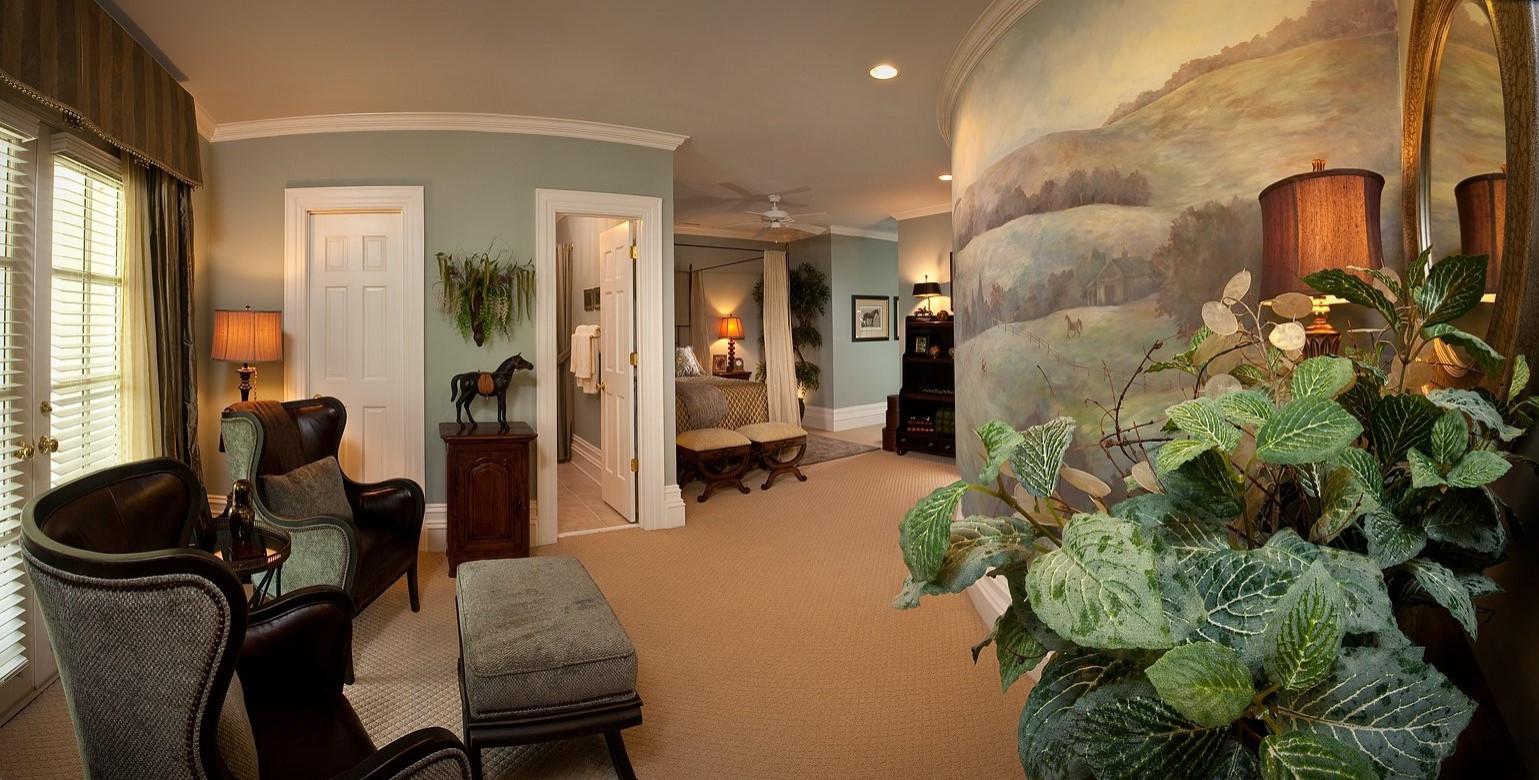 Steeplechase Bedroom