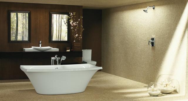 Escale® Suite by KOHLER contemporary-bathroom