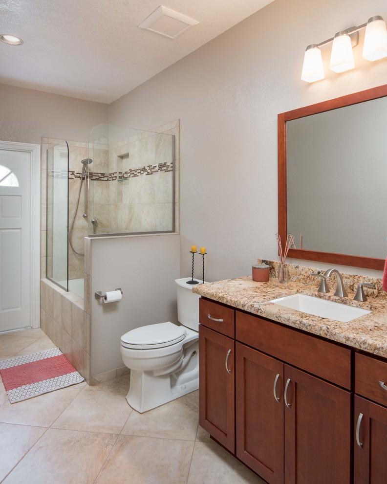 Escondido Guest Bathroom Remodel - Traditional - Bathroom ...