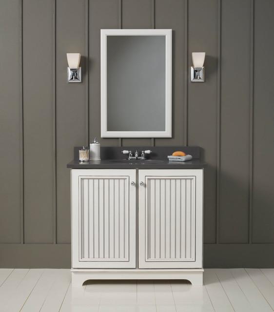 Estate Cabinetry Bathrooms contemporary-bathroom