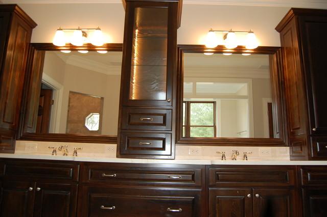 Eta Remodel Rustic Glam Traditional Bathroom Other