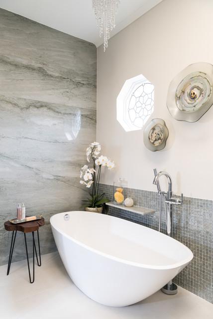 Ethereal Master Bathroom Remodel