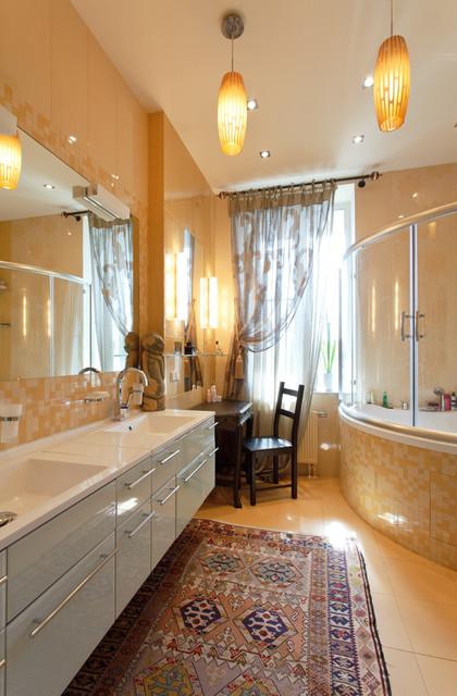 Ethnic stresses for Passarelli custom homes