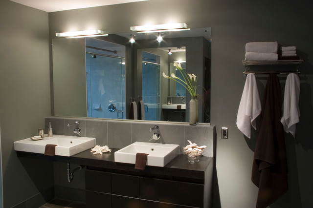 Simple   New Tile Collection  Modern  Bathroom  Toronto  By Olympia Tile