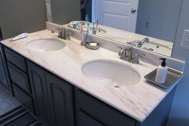 Eureka Danby Marble traditional bathroom. Eureka Danby Marble   Traditional   Bathroom   Boston   by Living