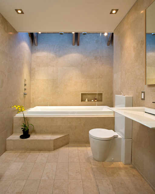 Eureka Valley Residence Contemporary Bathroom San
