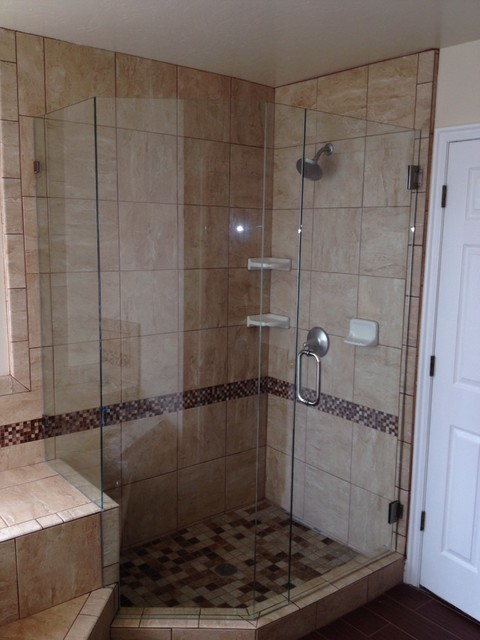 european shower door modern bathroom salt lake city