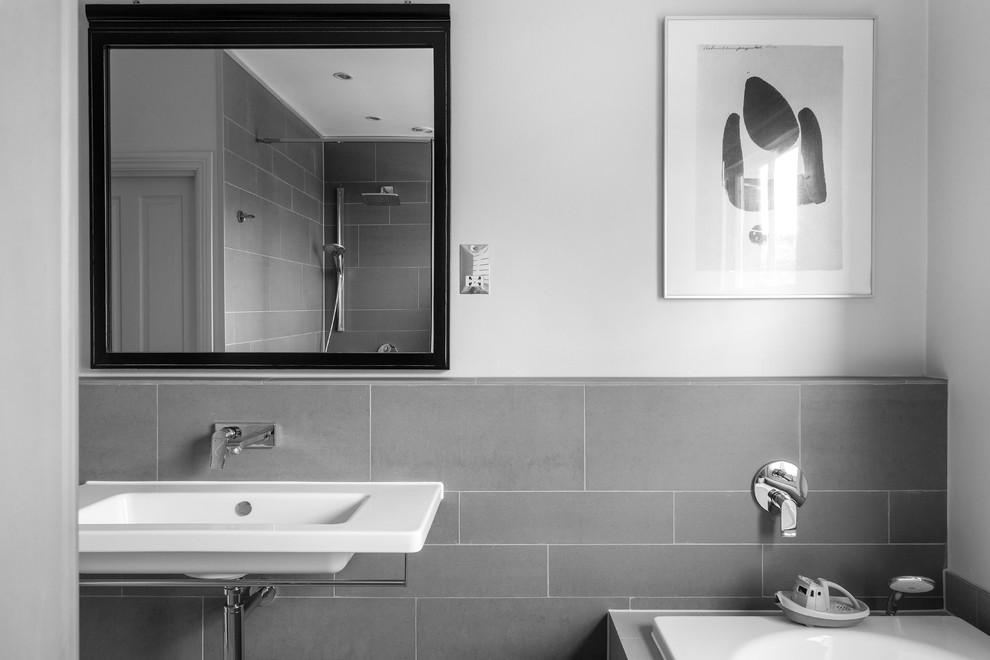 Eversfield Road - Contemporary - Bathroom - Surrey - by ...