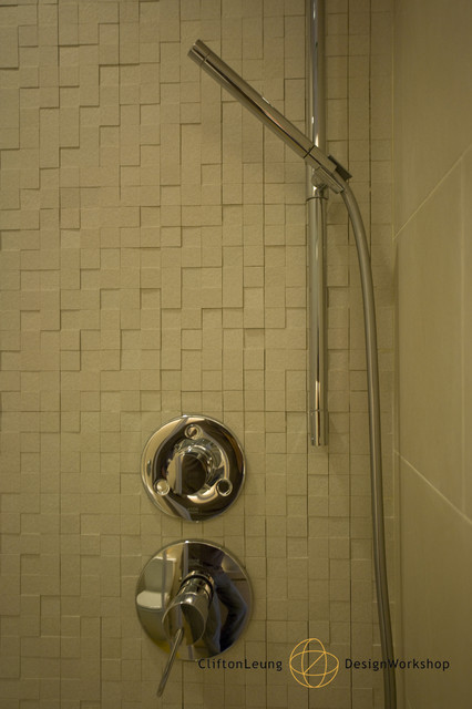 Ewan Court - A Natural, Timeless Home Design contemporary-bathroom