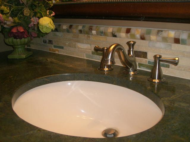 Exact Tile Portfolio traditional-bathroom