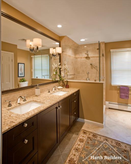 expansive master bathroom bathroom