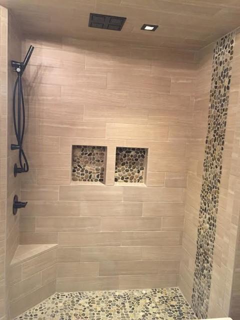 Exquisite East Cobb Bathroom Remodel Modern Bathroom Atlanta By Atlanta Curb Appeal